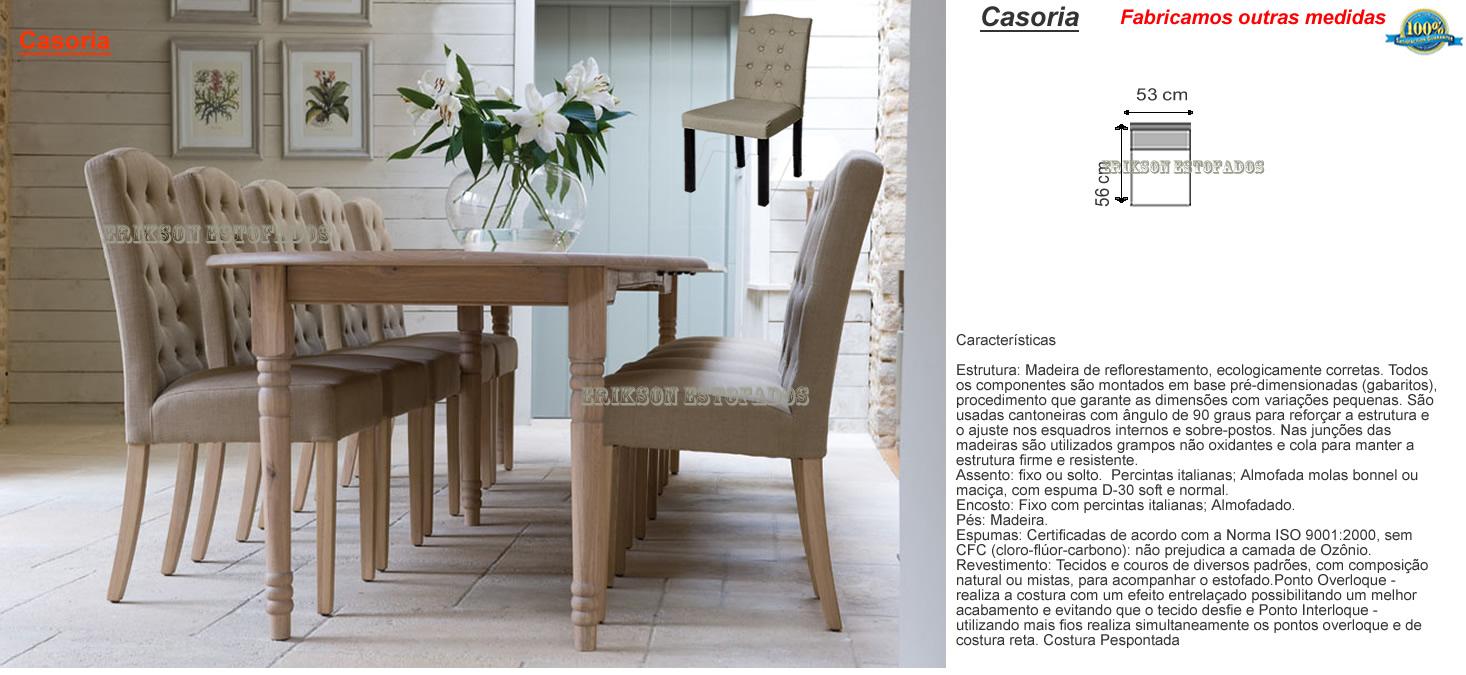 Cadeiras Para Sala De Jantar Em Bh ~ Detalhes clique aqui