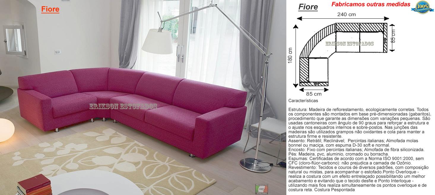 Sofas De Canto Sala Pequena Decorao Sala Cinza Sala Pequena  -> Estofados De Canto Confortavel Para Sala Pequena