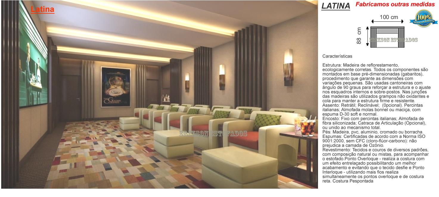 sof para sala de tv sofas para home theater e sala de cinema em s o paulo em santo andr. Black Bedroom Furniture Sets. Home Design Ideas