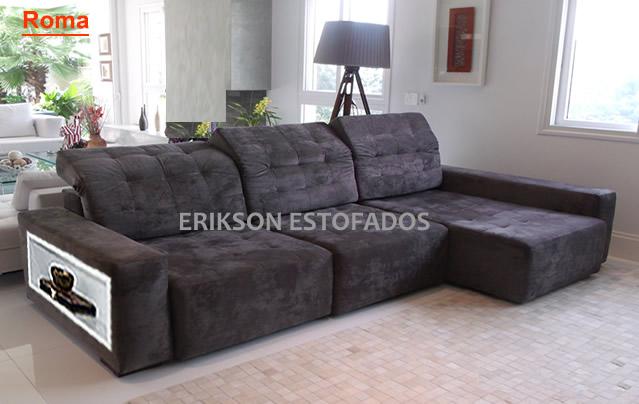 Sala De Tv Com Sofa Retratil ~ Sofá Retrátil  em São Paulo, em Fortaleza, em Brasília, no Rio de