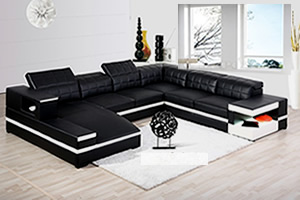 Sofá para Sala Grande - Lindos e Extremamente Confortáveis ...